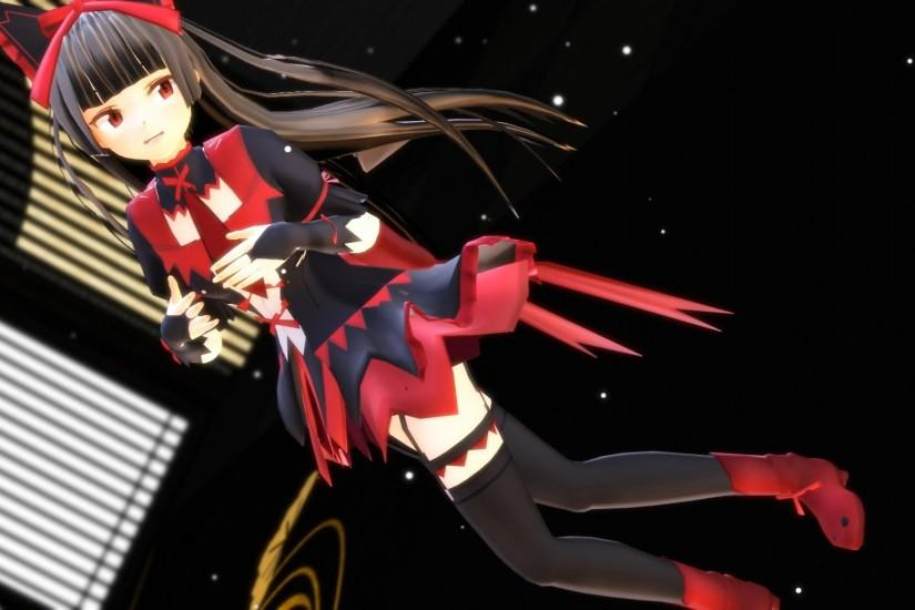... MMD GATE Rory Mercury by chise306
