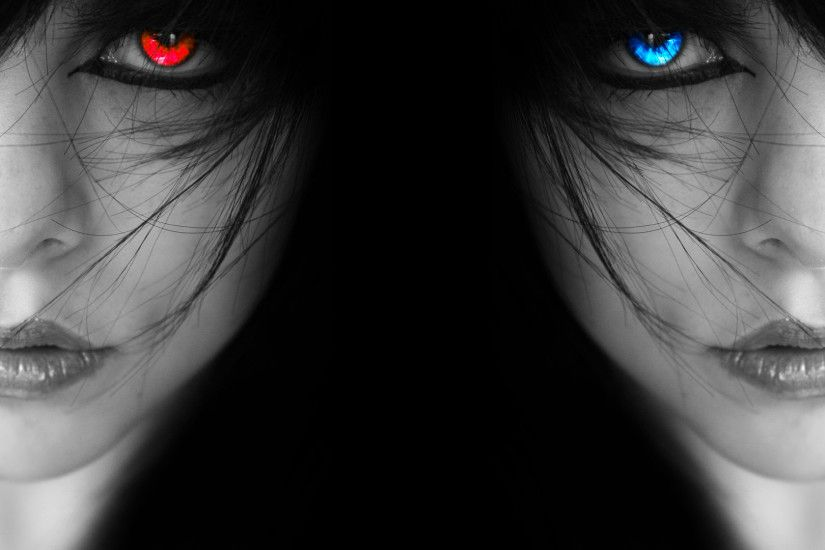 Goth Anime Red Eyes Wallpaper - Android Apps on Google Play ...