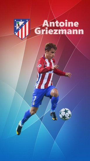 Antoine Griezmann Iphone Wallpaper by dylann99 Antoine Griezmann Iphone  Wallpaper by dylann99