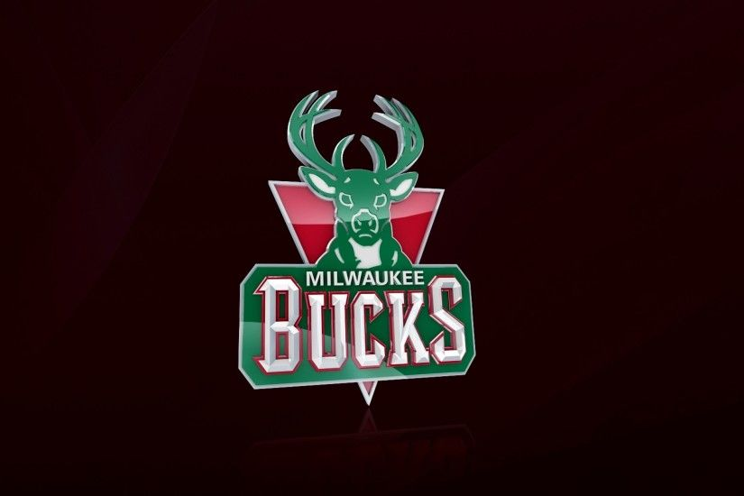 Preview wallpaper milwaukee bucks, nba, basketball, logo 2048x2048