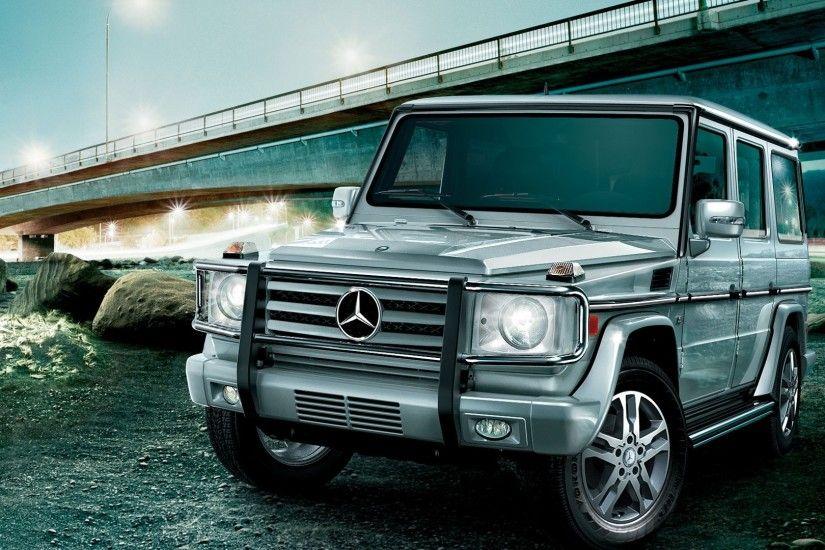 Mercedes Benz G Class Wallpapers Wallpapertag