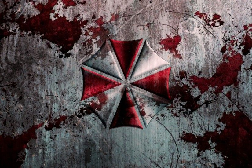 1920x1080 Wallpaper resident, evil, umbrella, corporation