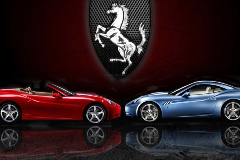 Ferrari Wallpapers Free Download Ferrari Logo HD Wallpapers for 1920×1080 Ferrari  Wallpapers (48