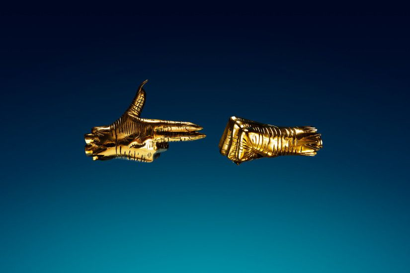 Run The Jewels 3 - Alternate