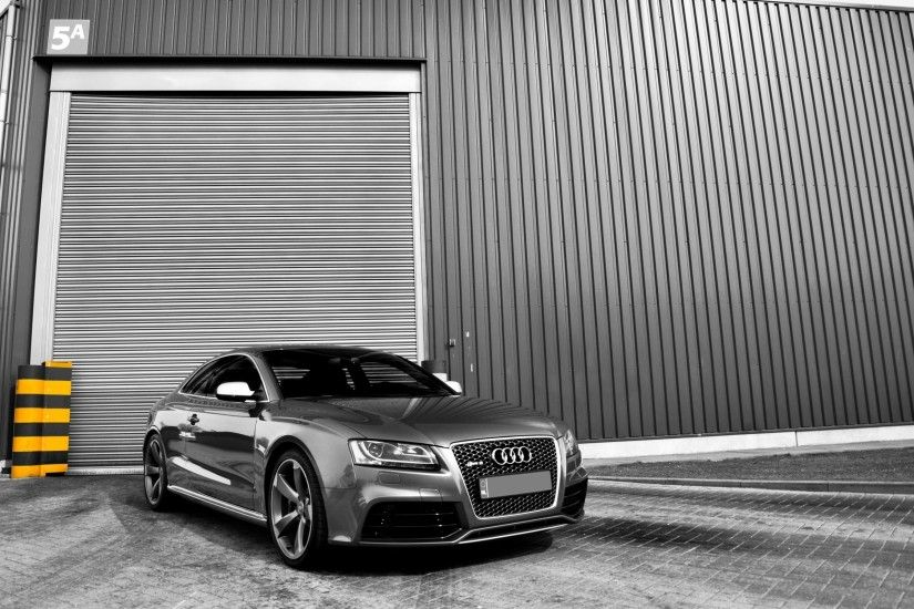 Vehicles - Audi RS5 Wallpaper