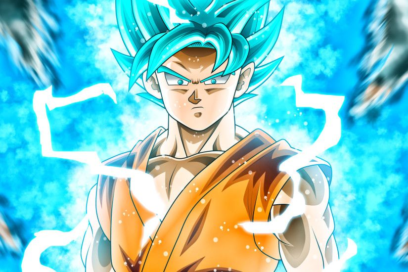 Super Saiyan God HD Wallpaper. Goku Super Saiyan God Wallpaper HD