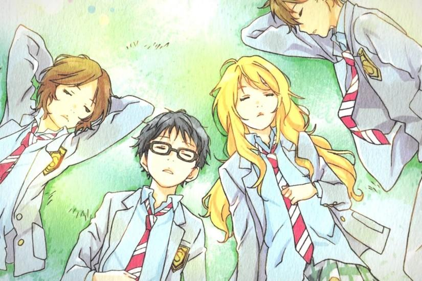 【OST】Shigatsu Wa Kimi No Uso - Beautiful SoundTrack ! 【HD】 - YouTube