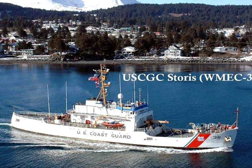 U.S.C.G. Cutter Storis-38 Wallpaper