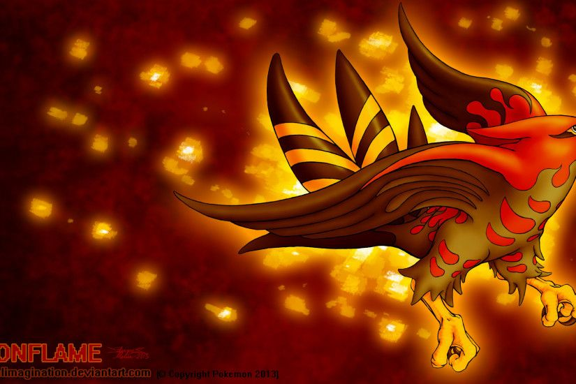 Pokemon - Talonflame by Nocturnalimagination Pokemon - Talonflame by  Nocturnalimagination