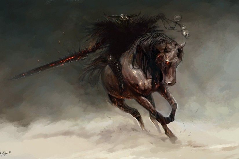 HD Widescreen-Fantasy Horse | Fine Fantasy Horse Wallpapers - HD Wallpapers