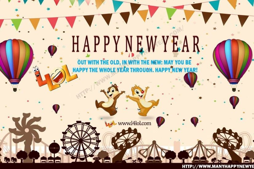 Happy New Year 2018 Images Wallpapers - Happy New Year 2018