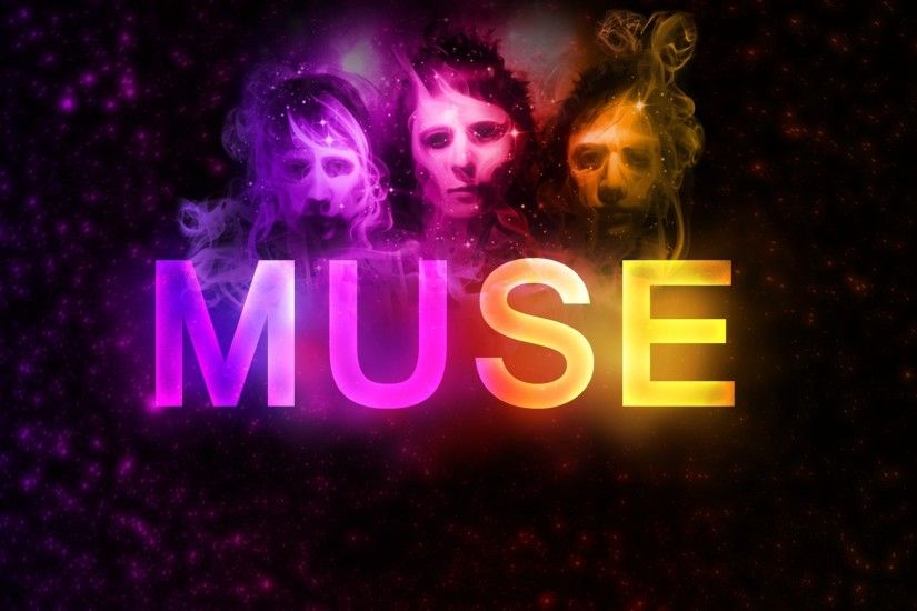 Muse Rock Band Background Wallpaper 17480