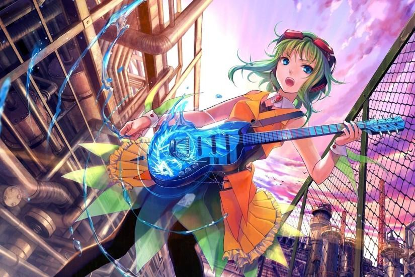 Anime Music Wallpaper Picture Free Download Wallpapers Background 1920x1200  px 474.70 KB Anime Scenery Music City