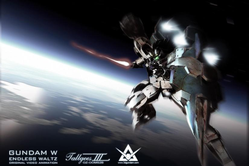 Download Tallgeese Iii Beam Saber Earth Gundam Wing Mecha Shield .