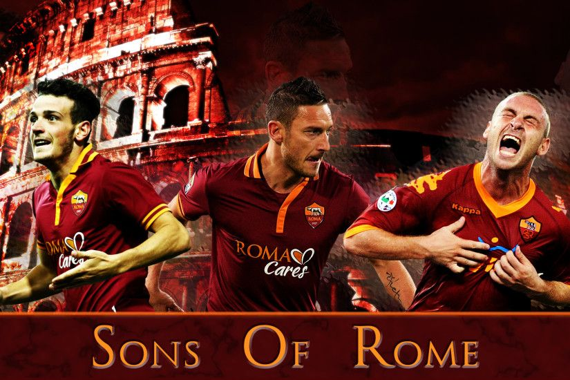wallpaper.wiki-Cool-As-Roma-FC-Image-PIC-