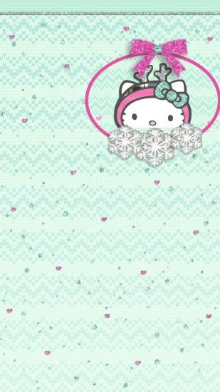 Hello Kitty Wallpaper, Wallpaper Backgrounds, Desktop Wallpapers, Christmas  Holidays, Holiday Wallpaper, Papo, Trading Cards, Wallpapers, Christmas