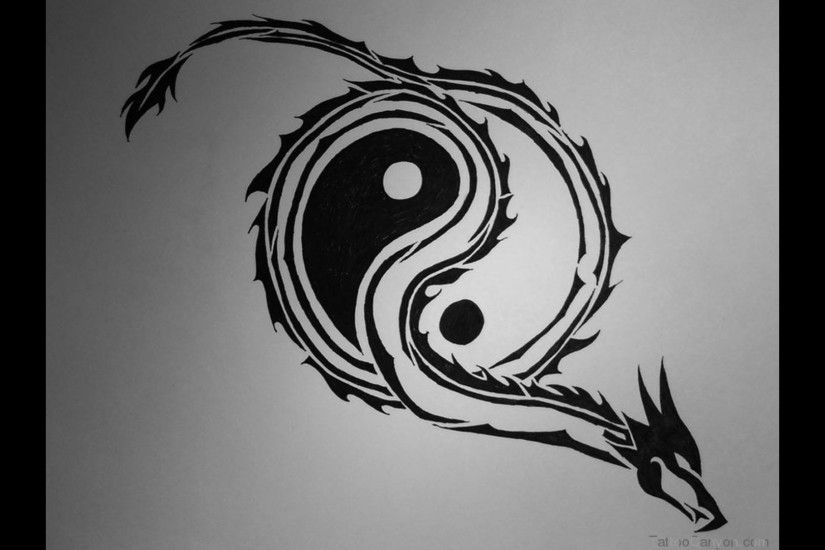 Ying Yang Tattoos Images | TheCelebrityPix