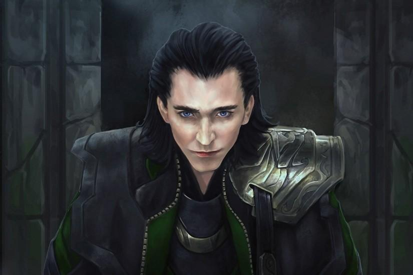 loki wallpaper 1920x1080 tablet