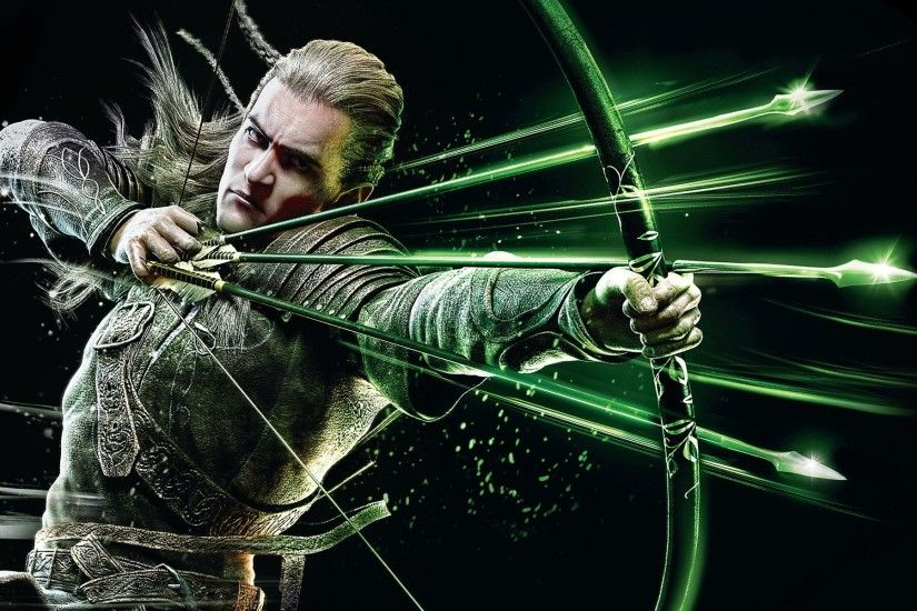 Legolas - Guardians Of Middle-earth