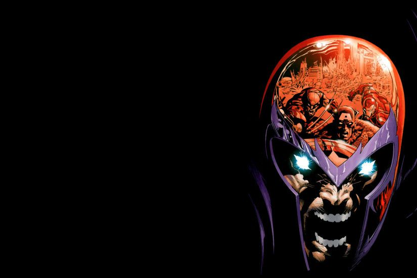 66 Magneto (Marvel Comics) HD Wallpapers | Backgrounds - Wallpaper Abyss