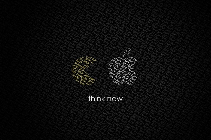 3840x2160 Wallpaper pacman, apple, quote, background