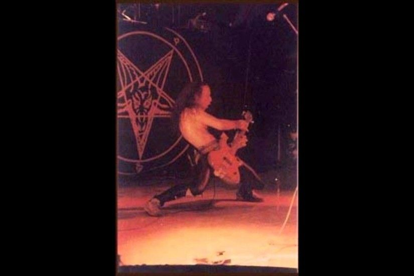 "VENOM ""Sons of Satan"" live 1982 before the release of ""Black Metal""!!!!! -  YouTube"