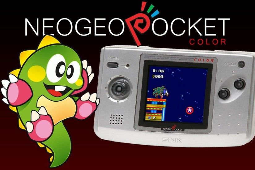 Neo Geo Pocket Color Unified Platform Video (16x9) (HD)