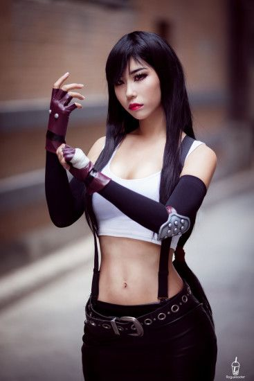 KiaraBerry 629 88 Tifa Lockhart [Final Fantasy VII] by QTxPie