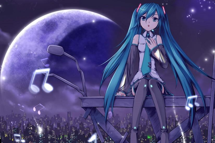 download hatsune miku wallpaper 2880x1800 ipad