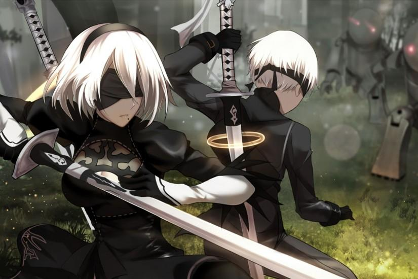 full size nier automata wallpaper 1920x1080 ipad pro