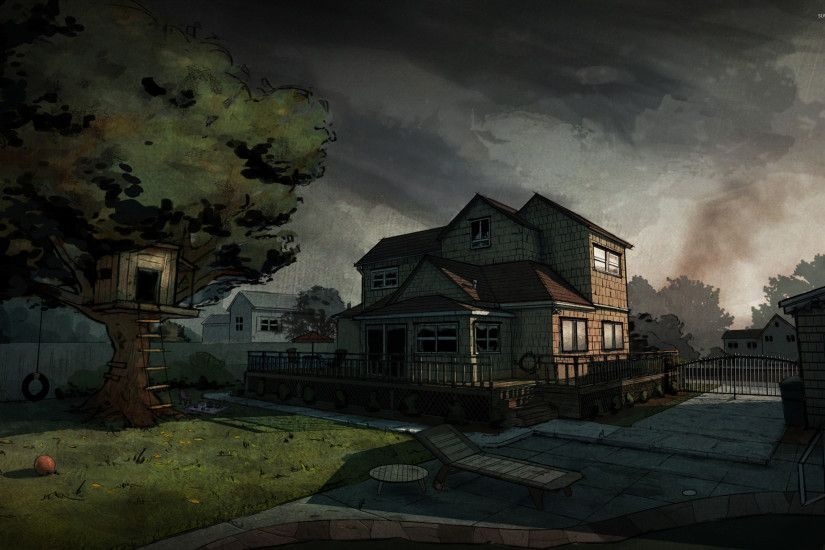 The Walking Dead Season 2 Clementine Mix Wallpaper by NeoW-OST-TV .