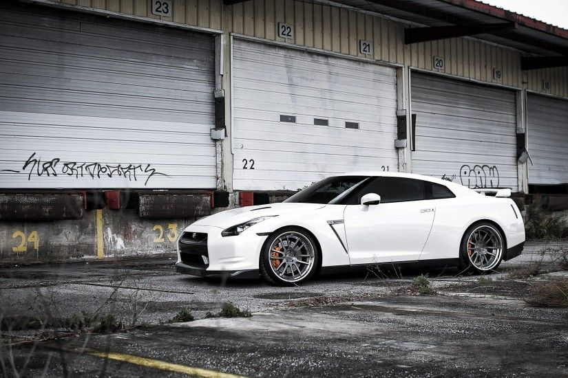 Nissan GT-R wallpaper | Nissan GT-R wallpaper - Part 2