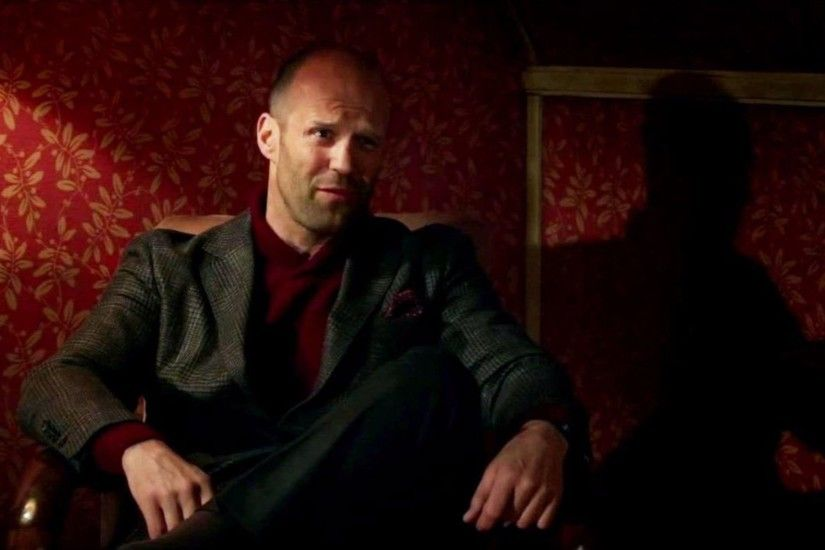 Jason Statham Spy Movie 4K Wallpaper