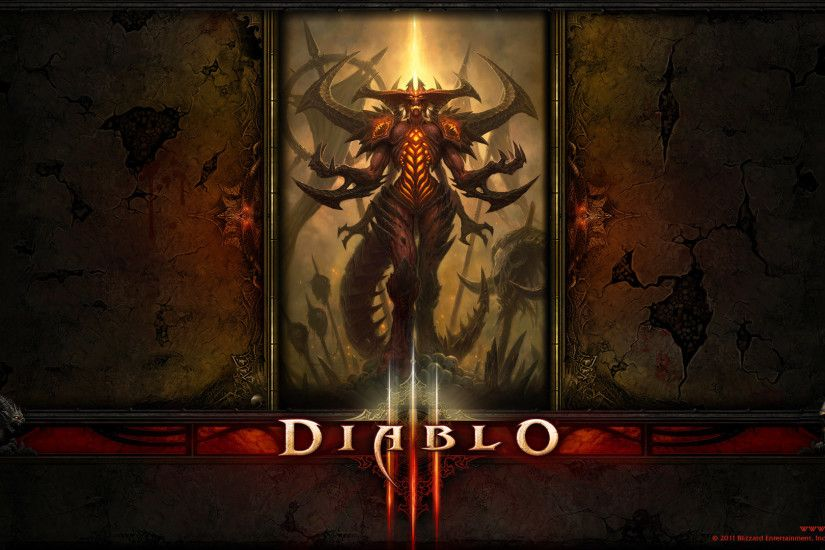 Wallpaper - Diablo 3 New Diablo Wallpaper by Panperkin