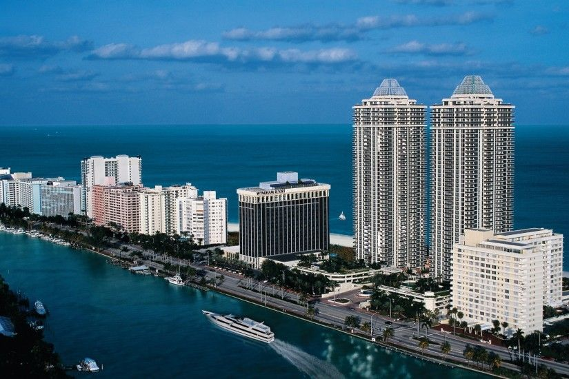 Miami Beach HD Wallpapers | WallpapersCharlie
