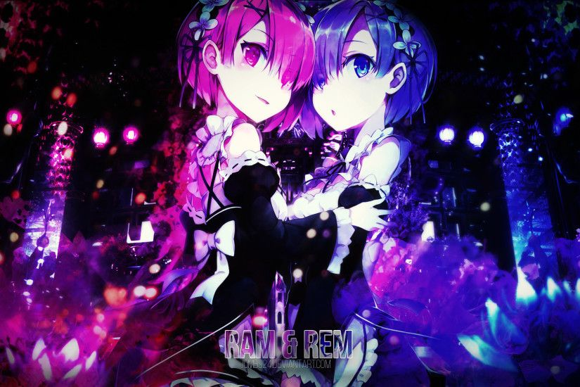 Anime - Re:ZERO -Starting Life in Another World- Rem (Re: