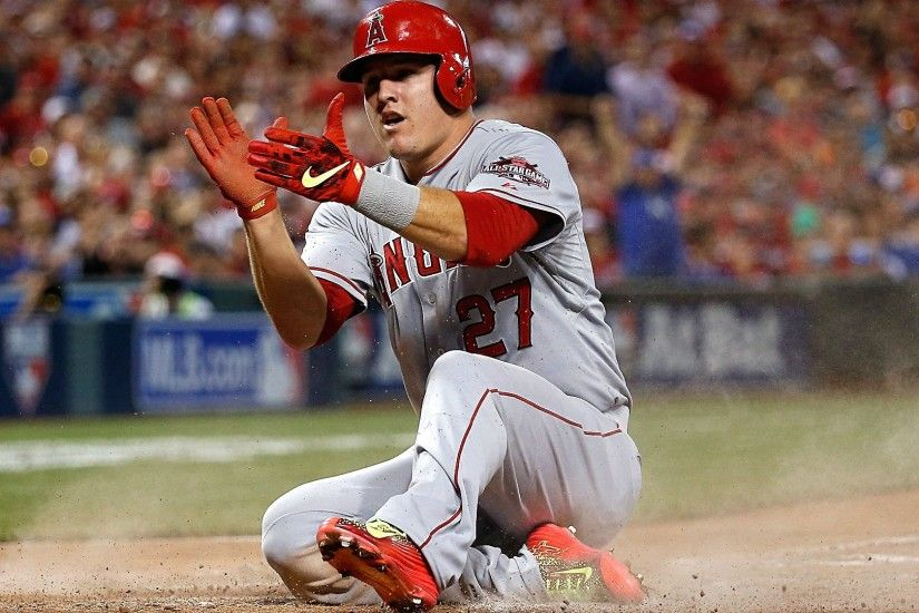 ... mike trout wallpaper - Google Search | MIKE TROUT | Pinterest ...