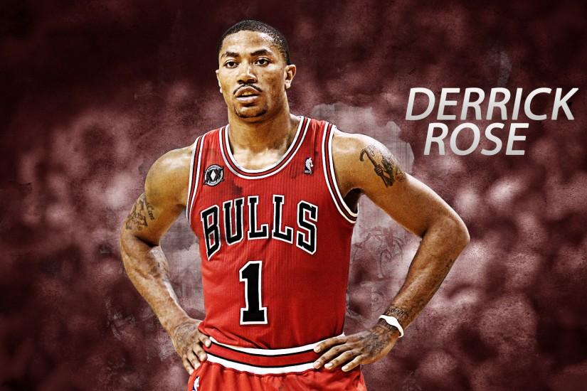 Derrick Rose High Definition Wallpapers