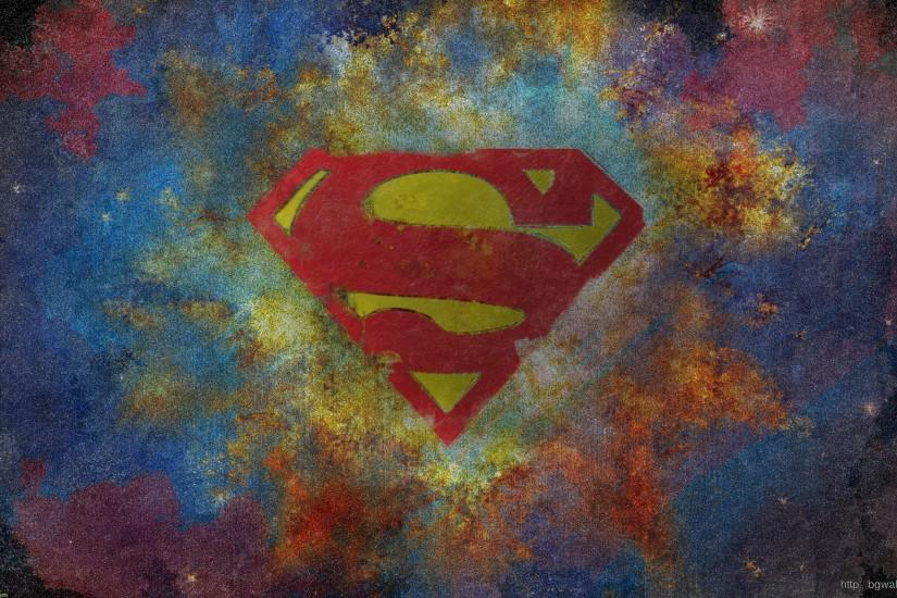 amazing-superman-logo-wallpaper-pc.jpg (2560×1600) | Superman Logo |  Pinterest