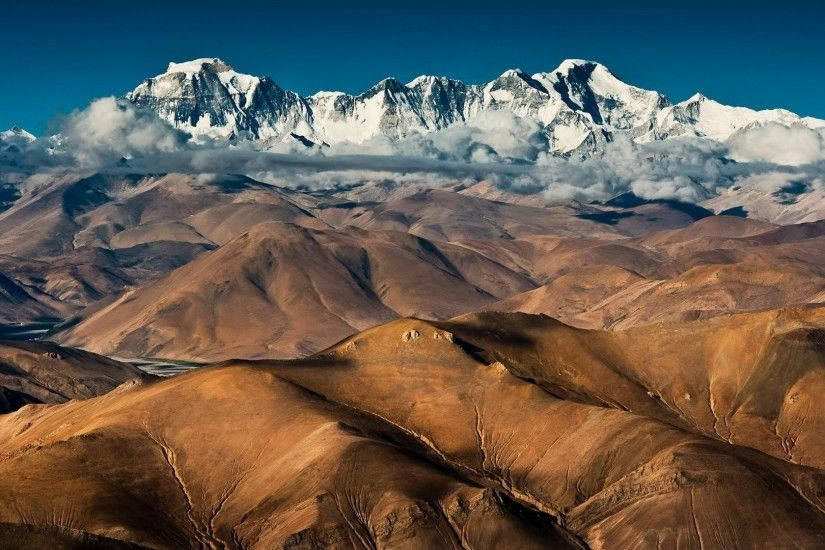 Cho Oyu The Himalayas