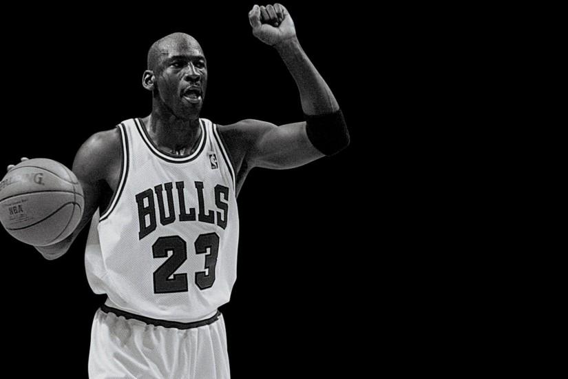 NBA basketball Michael Jordan Chicago Bulls | Wallpapers for PC