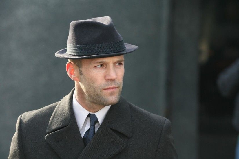 Jason Statham Hat Wallpaper 53677