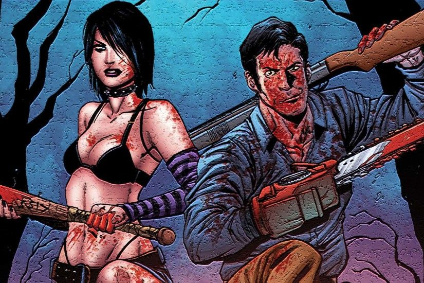 ... Hack/Slash HD 1080p Wallpaper