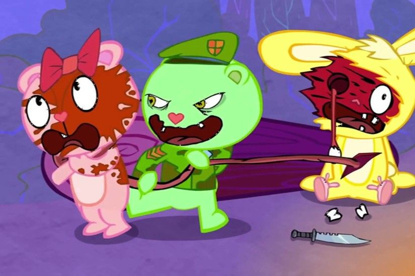 happy tree friends flippy