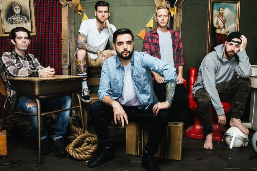 A Day To Remember Celebrate 15 years with USA tour