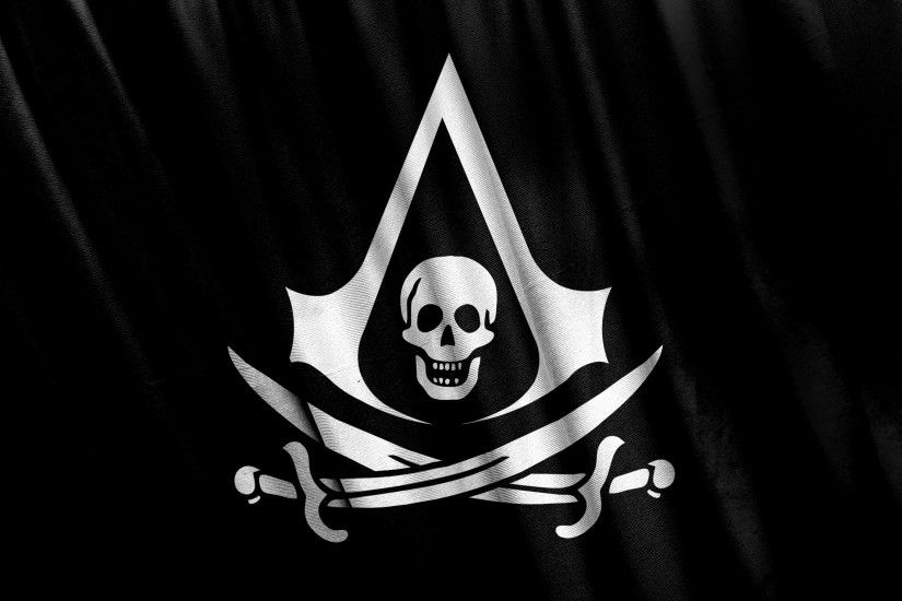 ... Logo Wallpapers HD / Desktop Assassin's Creed IV Black Flags by  GigaHertzzz ...