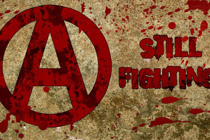 Anarchy HD Wallpaper. by kubus1462 Anarchy HD Wallpaper. by kubus1462