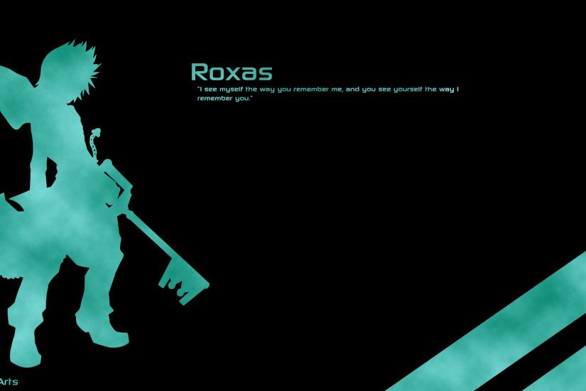 ... Kingdom Hearts Roxas Wallpapers Background ...