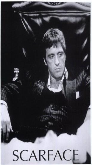 Tony Montana Wallpaper iPhone