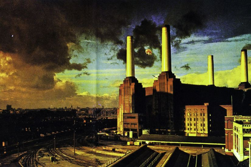 ... Pink Floyd Animals Wallpaper - Real HD by suinkka